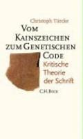 Vom Kainszeichen zum genetischen Code PDF