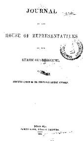 Journal of the House of the State of Missouri: Part 2