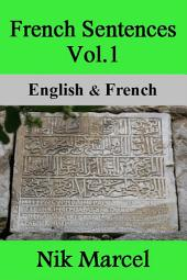 French Sentences Vol.1: English & French