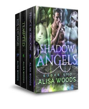 Shadow Angels Box Set  Books 5 7  Fallen Angels Series    Paranormal Romance PDF