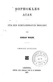 Sophokles: th. Aias. 1867