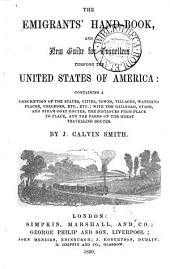 The emigrants' hand-book: and new guide for travellers through the United States of America