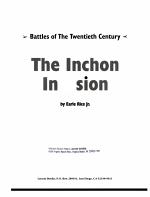 The Inchon Invasion PDF