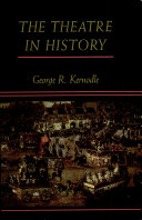 The theatre in history