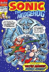 Sonic the Hedgehog #23