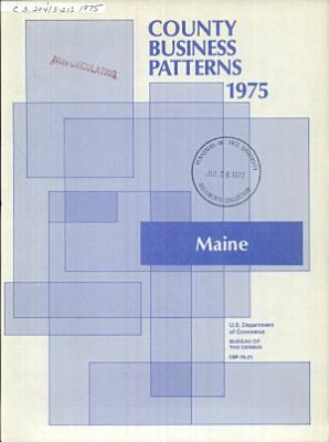 County Business Patterns  Maine PDF