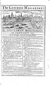 The London Magazine; Or, Gentleman's Monthly Intelligencer: Volume 21