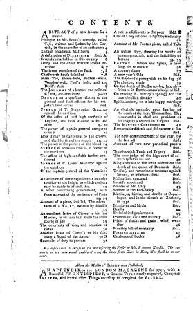 The London Magazine  Or  Gentleman s Monthly Intelligencer PDF