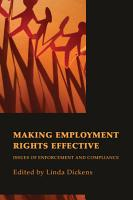 Making Employment Rights Effective PDF