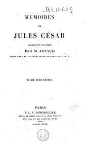 Mémoires de Jules César: Volume2