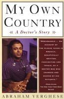 My Own Country PDF