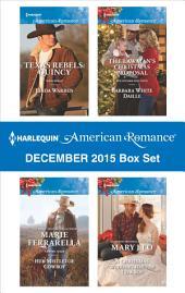 Harlequin American Romance December 2015 Box Set: An Anthology