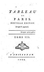 Tableau de Paris: Volume11