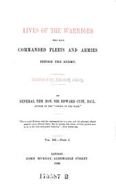 Lives of the Warriors who Have Commanded Fleets and Armies