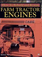 How to Rebuild and Restore Farm Tractor Engines PDF