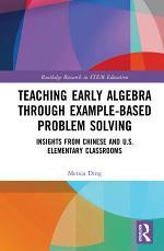 Teaching Early Algebra through Example-Based Problem Solving