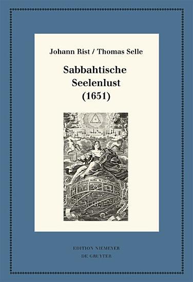 Sabbahtische Seelenlust  1651  PDF