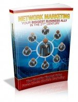 Network Marketing Your Biggest Business Ally