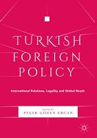 Turkish Foreign Policy PDF
