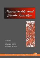 Neurosteroids and Brain Function PDF