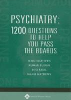 Psychiatry PDF