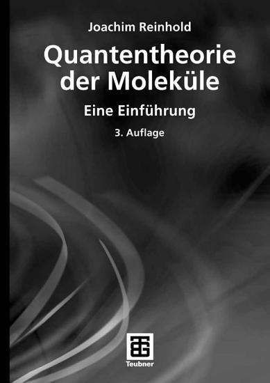 Quantentheorie der Molek  le PDF