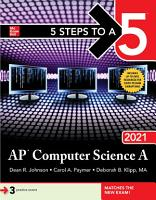 5 Steps to a 5  AP Computer Science A 2021 PDF