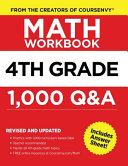 The Official 4th Grade Math Workbook 2020 2021