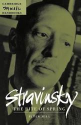 Stravinsky The Rite Of Spring Book PDF