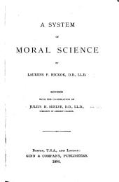 System of Moral Science