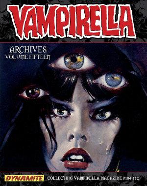 Vampirella Archives Vol  15