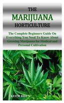 The Marijuana Horticulture
