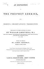 An Exposition of the Prophet Ezekiel