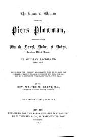 The Vision of William Concerning Piers Plowman: Issue 28