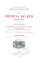 Les chemins de fer français: Période du 2 décembre 1851 au 4 septembre 1870