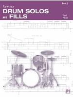 Drum Solos and Fill-Ins for the Progressive Drummer, Book 2