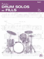 Drum Solos and Fill Ins for the Progressive Drummer  Book 2 PDF