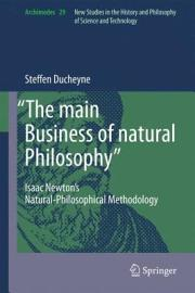 The main Business of natural Philosophy    PDF