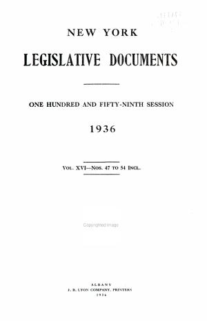 Legislative Document PDF