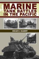 Marine Tank Battles in the Pacific PDF