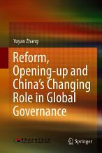 Reform  Opening up and China   s Changing Role in Global Governance PDF