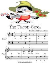Falcon Carol - Beginner Tots Piano Sheet Music