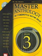 Master Anthology of Fingerstyle Guitar Solos PDF