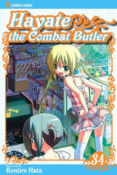 Download Hayate the Combat Butler  Vol  34 Book