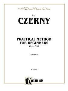 Practical Method for Beginners  Op  599 Book