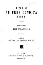 Ab urbe condita libri: Volume 5