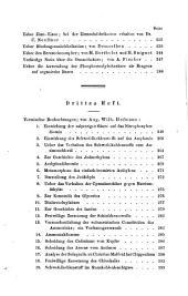 Annalen der Chemie und Pharmacie: Bände 39-40;Bände 115-116
