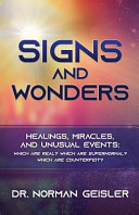 Signs and Wonders PDF