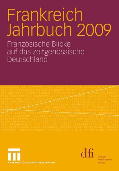Frankreich Jahrbuch 2009 PDF