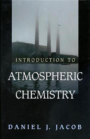 Introduction to Atmospheric Chemistry PDF